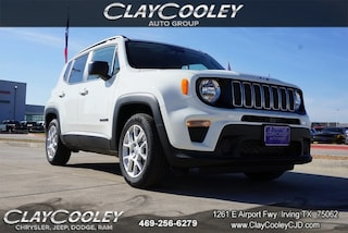 New 2020 Jeep Renegade SPORT FWD Sport Utility Irving, TX