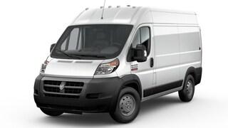 New 2018 Ram ProMaster 1500 CARGO VAN HIGH ROOF 136 WB Cargo Van Irving, TX