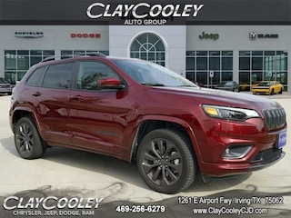 New 2019 Jeep Cherokee HIGH ALTITUDE 4X4 Sport Utility Irving, TX