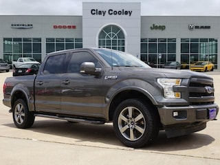 Used 2017 Ford F-150 Truck SuperCrew Cab Irving, TX