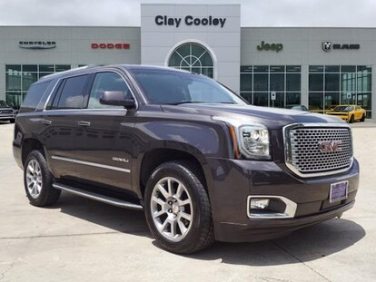 Clay Cooley Irving Tx >> Used 2017 Gmc Yukon Denali 1gks1ckj5hr168676 For Sale