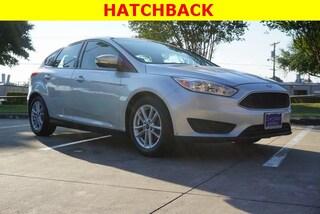 Used 2016 Ford Focus SE Hatchback Irving, TX