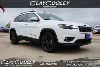 New 2020 Jeep Cherokee ALTITUDE FWD Sport Utility Irving TX