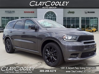 New 2018 Dodge Durango R/T AWD Sport Utility Irving, TX