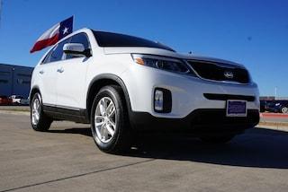 Used 2015 Kia Sorento LX FWD SUV Irving, TX