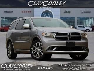 New 2018 Dodge Durango CITADEL ANODIZED PLATINUM RWD Sport Utility Irving, TX