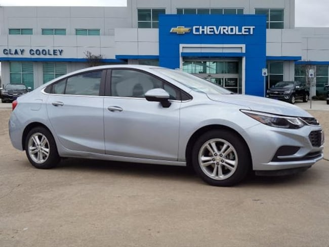 Used 2017 Chevrolet Cruze Lt Auto 1g1be5sm4h7186970 For Sale
