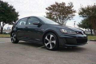 Used 2016 Volkswagen Golf GTI Hatchback Irving, TX