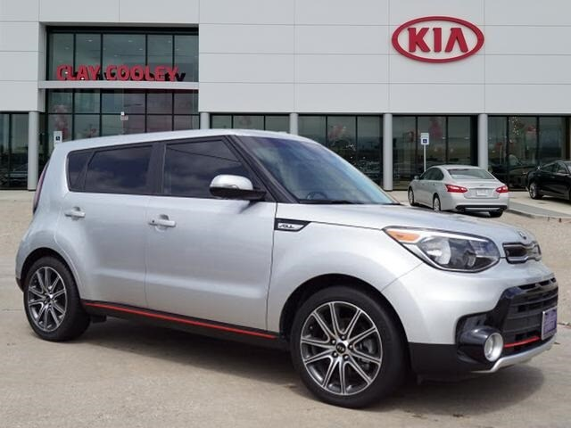 Used 2018 Kia Soul Exclaim Hatchback Irving, TX