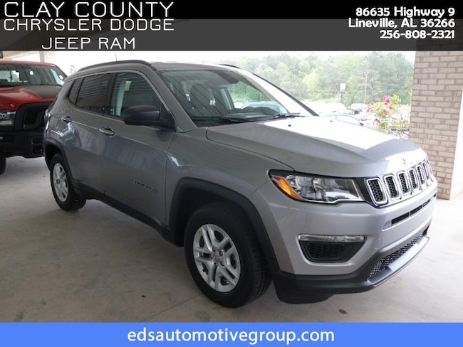 2019 Jeep Compass SPORT FWD Sport Utility