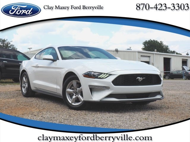 New 2019 Ford Mustang For Sale at Clay Maxey Ford of