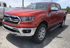 2019 Ford Ranger Lariat Truck SuperCrew