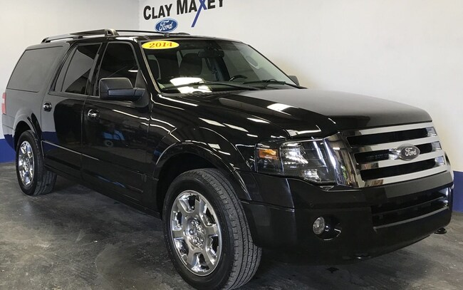 2014 Ford Expedition EL Limited 4WD  Limited