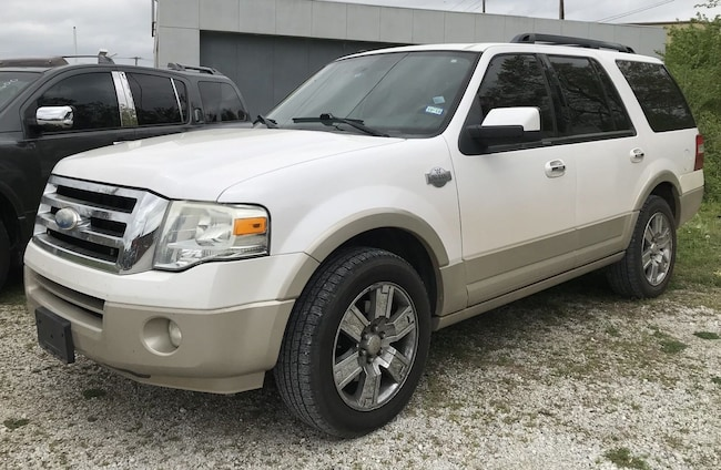 2010 Ford Expedition King Ranch 2WD  King Ranch