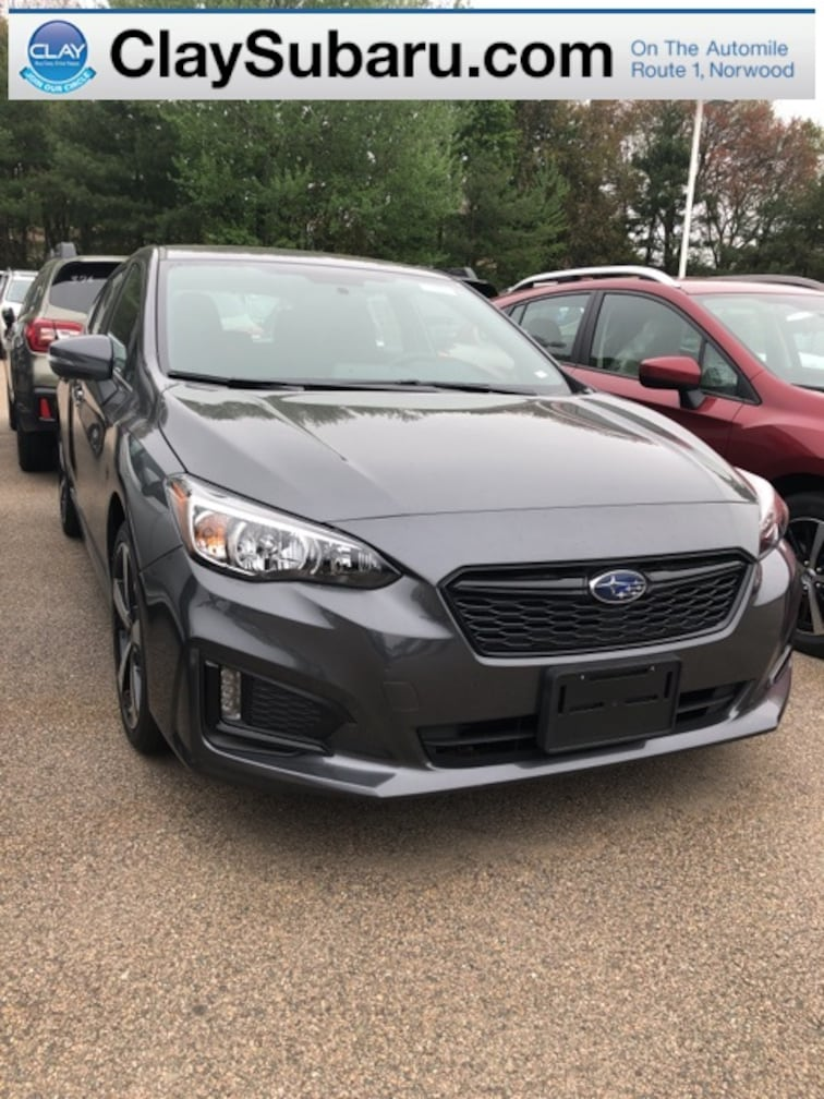 New 2019 Subaru Impreza 2.0i Sport 5-door For Sale in Norwood, MA