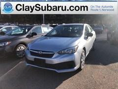 2020 Subaru Impreza Base Model Sedan
