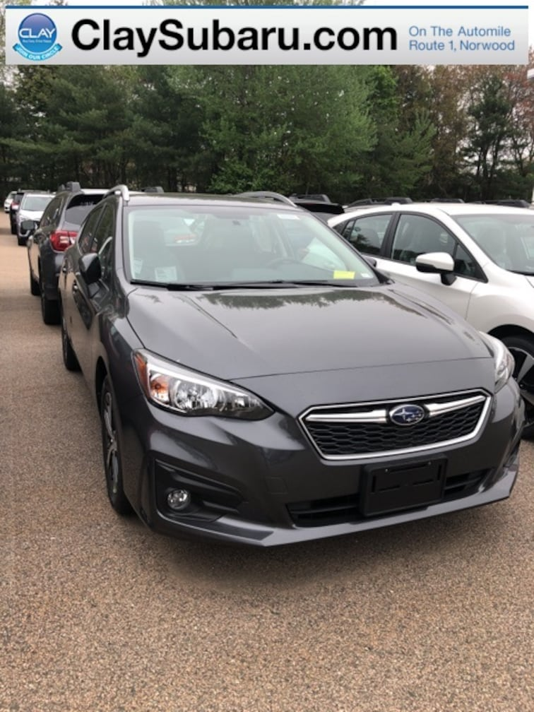 New 2019 Subaru Impreza 2.0i Premium 5-door For Sale in Norwood, MA