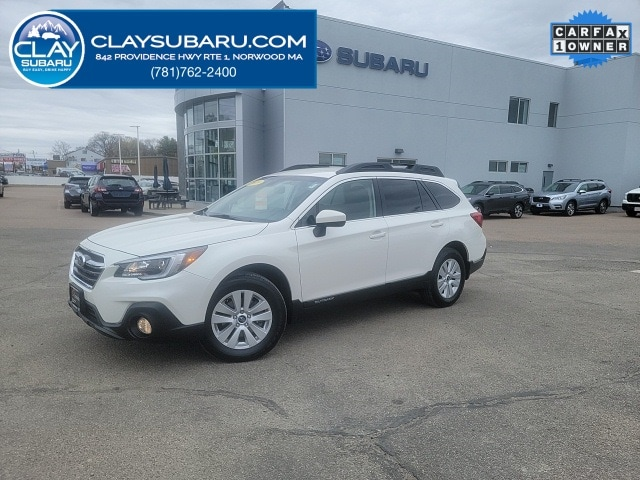 Used Subaru Outback Norwood Ma