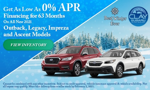 Get As Low As 0% APR Financing for 63 Months