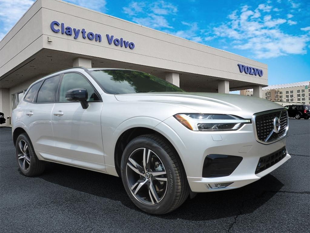 New 2020 Volvo Xc60 T5 R Design For Sale Lease In Knoxville Tn Vin Yv4102dm2l1416110