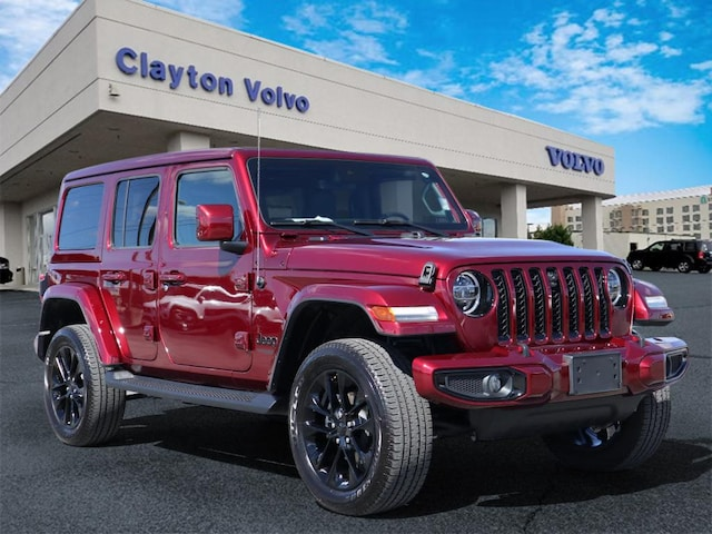 2021 Jeep Wrangler Unlimited High Altitude 4x4 High Altitude  SUV