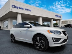 2017 Volvo XC60 T6 R-Design AWD T6 R-Design  SUV YV449MRS0H2125175