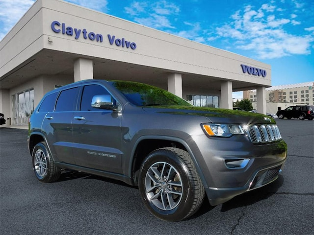 2017 Jeep Grand Cherokee Limited 4X4 4x4 Limited  SUV