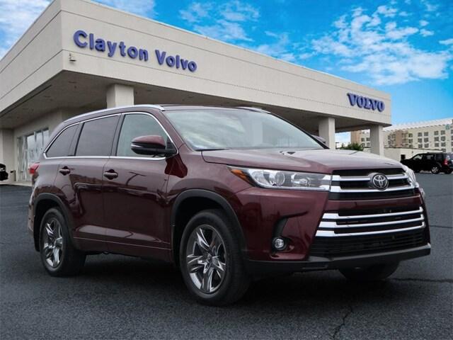 2019 Toyota Highlander Limited Platinum AWD Limited Platinum  SUV