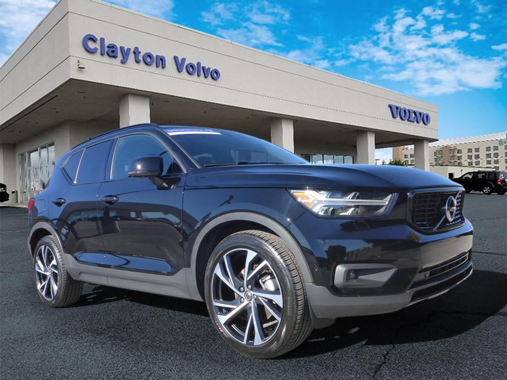 Used 2019 Volvo Xc40 For Sale Knoxville Tn Stk 250151