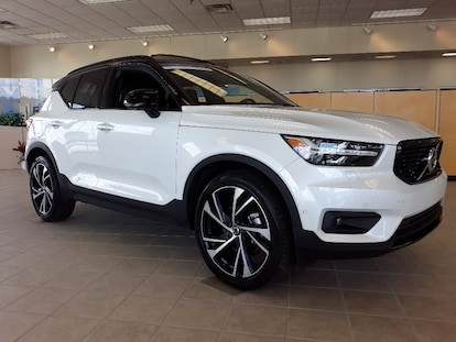 Certified 2019 Volvo Xc40 For Sale Stk 250681 Knoxville Tn
