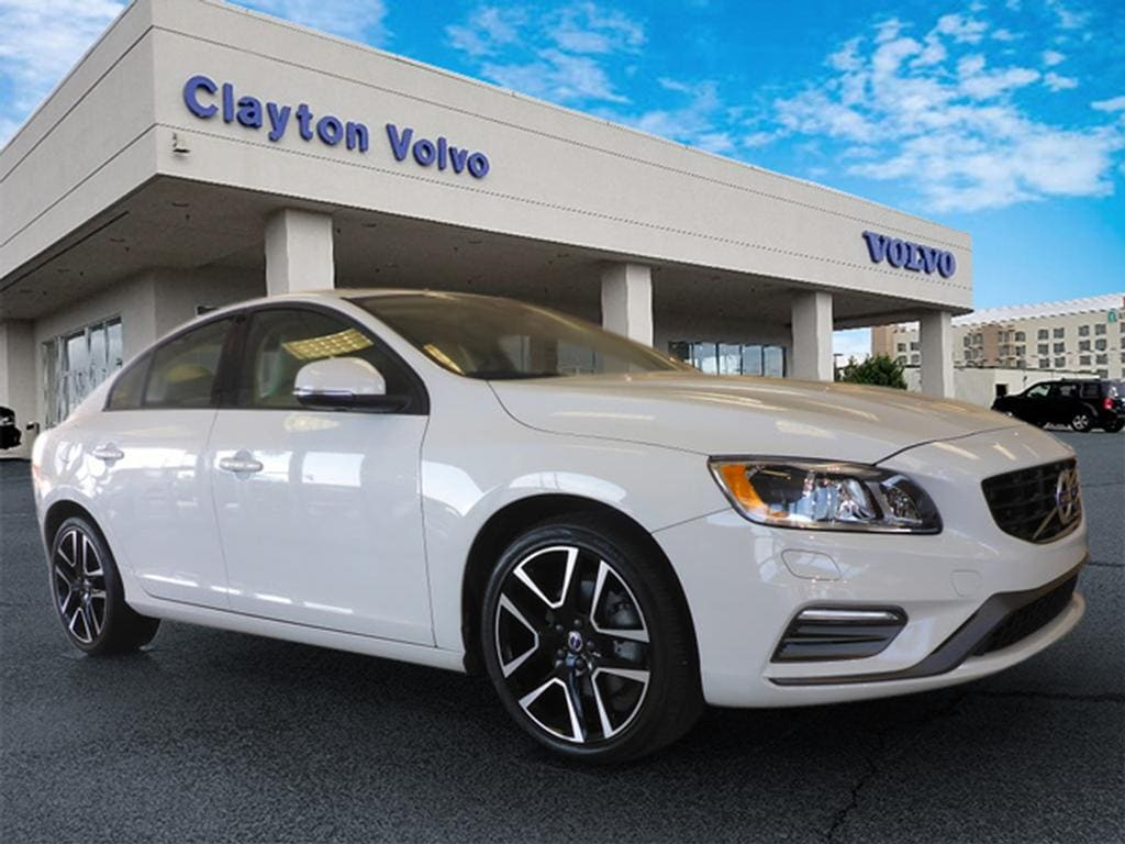 Volvo S80 2017 >> New 2017 Volvo S60 T5 Fwd Dynamic For Sale Lease In Knoxville Tn