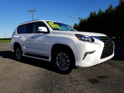 used 2017 lexus gx 460 for sale knoxville tn | stk# 142202