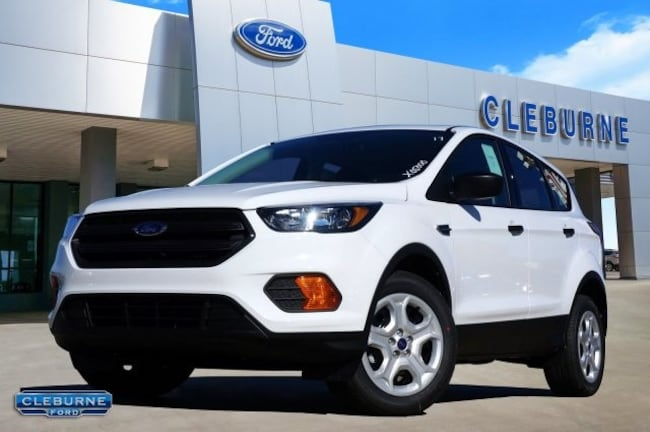 New 2019 Ford Escape S SUV in Cleburne, TX