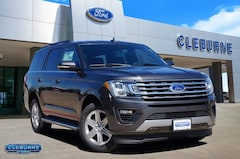 New 2019 Ford Expedition XLT SUV X48752 for sale in Cleburne, TX