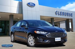 New 2019 Ford Fusion S Sedan H83149 for sale in Cleburne, TX