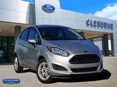 2018 Ford Fiesta SE Hatchback 3FADP4EJ9JM128165 for sale in Cleburne, TX