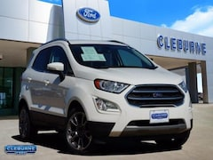 2018 Ford EcoSport Titanium SUV for sale in Cleburne, TX