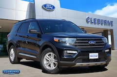 New 2020 Ford Explorer XLT SUV X38631 for sale in Cleburne, TX