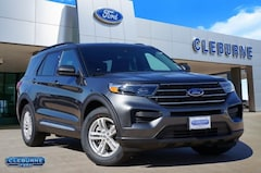 New 2020 Ford Explorer XLT SUV X91559 for sale in Cleburne, TX