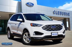 New 2019 Ford Edge SEL Crossover G20010 for sale in Cleburne, TX