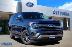 New 2020 Ford Expedition XLT SUV X28366 for sale in Cleburne, TX