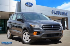 New 2019 Ford Escape S SUV X02766 for sale in Cleburne, TX