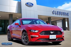 New 2020 Ford Mustang Ecoboost Premium Coupe for sale in Cleburne, TX