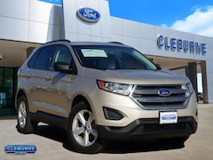 2017 Ford Edge SE SUV for sale in Cleburne, TX