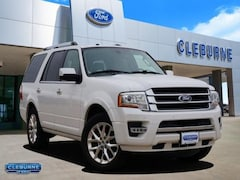 2016 Ford Expedition Limited SUV for sale in Cleburne, TX