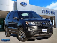 2017 Ford Explorer Limited SUV for sale in Cleburne, TX