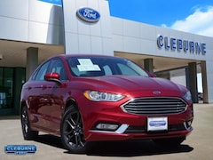 2018 Ford Fusion S Sedan 3FA6P0G71JR267051 for sale in Cleburne, TX
