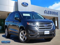 2016 Ford Edge SE SUV 2FMPK3G98GBC13457 for sale in Cleburne, TX