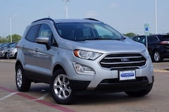 New 2020 Ford EcoSport SE Crossover EC61011 for sale in Cleburne, TX