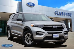 New 2020 Ford Explorer XLT SUV X27063 for sale in Cleburne, TX